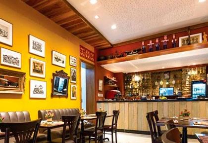 Terroir do Axé Restaurante (Lagoa Aruá)
